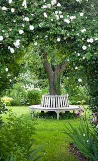 140 beautiful backyard landscaping decor ideas (118)