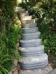 140 beautiful backyard landscaping decor ideas (121)