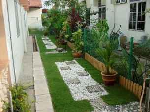 140 beautiful backyard landscaping decor ideas (124)