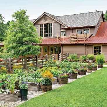140 beautiful backyard landscaping decor ideas (65)