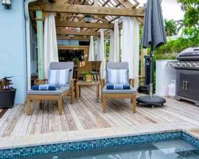 140 beautiful backyard landscaping decor ideas (90)