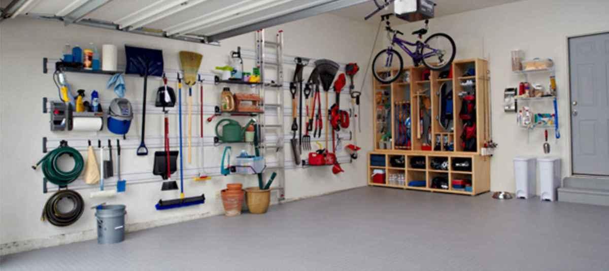 25 awesome garage organization decor ideas (16)