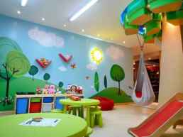 35 amazing playroom ideas for your kids (23)