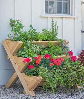 20 awesome cascading planter decor ideas and remodel (16)