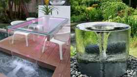 30 beautiful backyard ideas water fountains design and makeover (22)