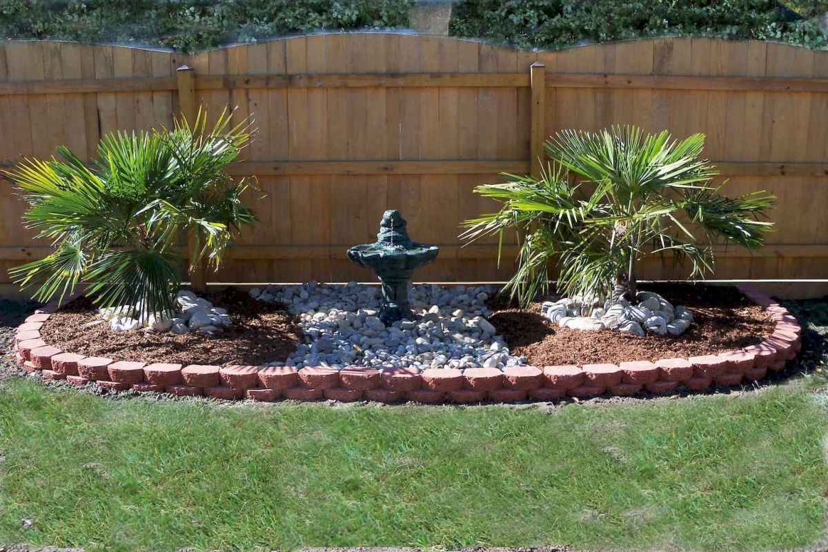 30 beautiful backyard ideas water fountains design and makeover (29)