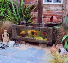 30 beautiful backyard ideas water fountains design and makeover (5)