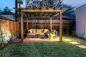 40 rustic backyard design ideas and remodel (33)