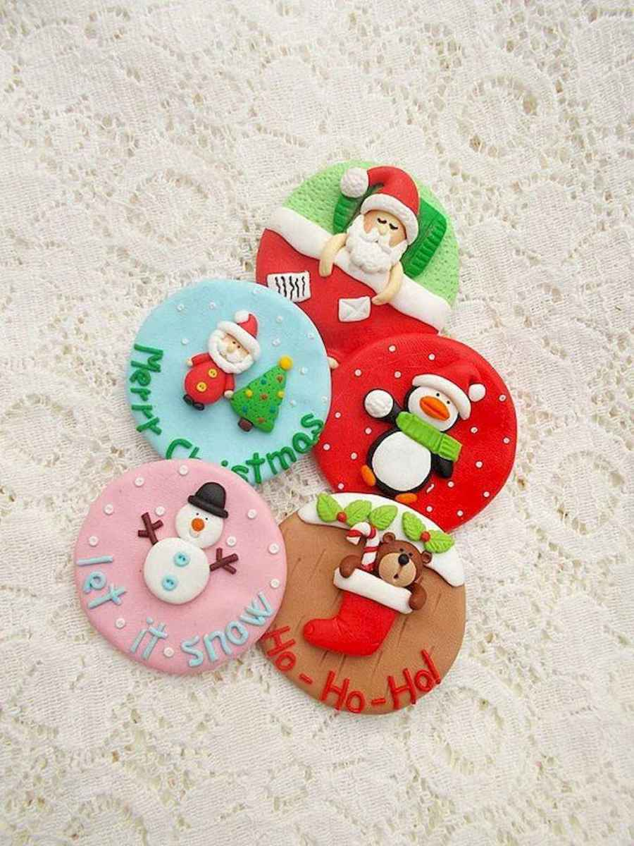 Polymer Clay Christmas Ideas.50 Easy To Try Diy Polymer Clay Christmas Design Ideas 25
