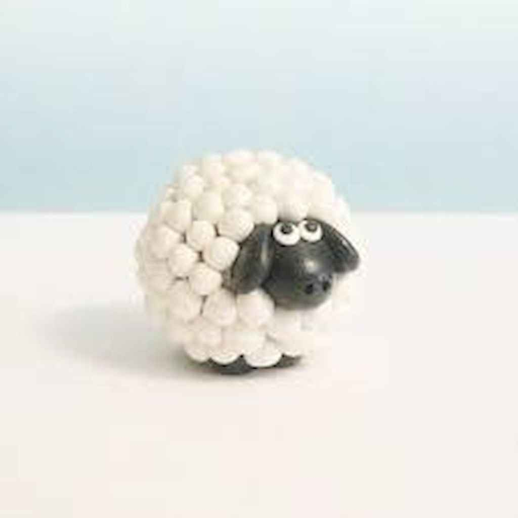 55 easy to try diy polymer clay animals design ideas (45)