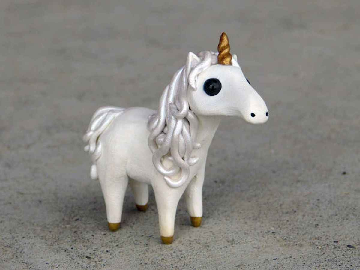 55 easy to try diy polymer clay animals design ideas (5)