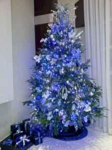 100 beautiful christmas tree decorations ideas (13)