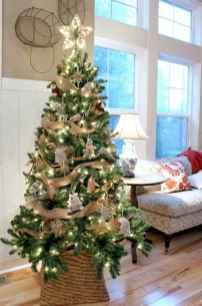 100 beautiful christmas tree decorations ideas (14)