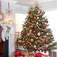 100 beautiful christmas tree decorations ideas (17)