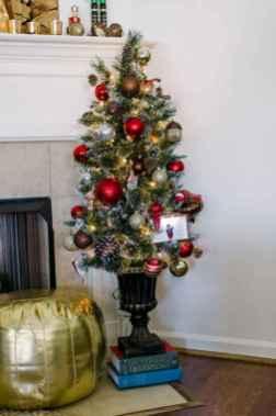 100 beautiful christmas tree decorations ideas (25)