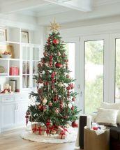 100 beautiful christmas tree decorations ideas (5)