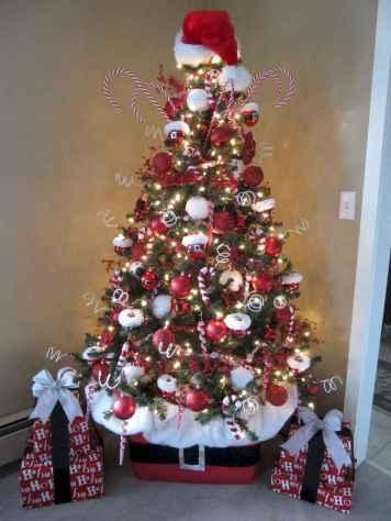 100 beautiful christmas tree decorations ideas (6)