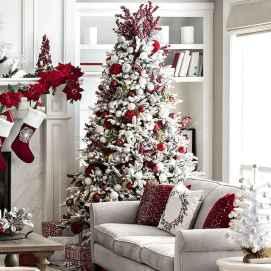 100 beautiful christmas tree decorations ideas (68)