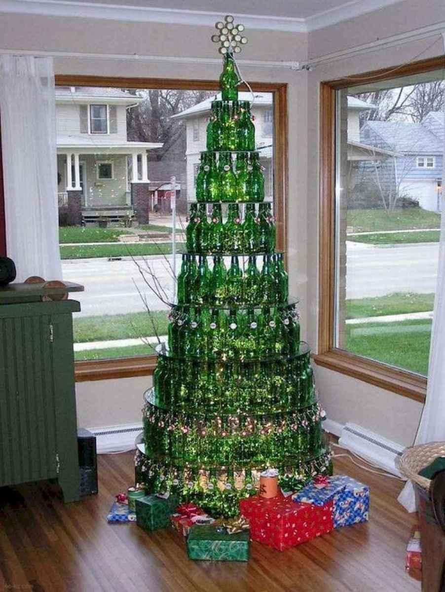 100 beautiful christmas tree decorations ideas (70)