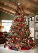 100 beautiful christmas tree decorations ideas (72)