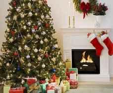100 beautiful christmas tree decorations ideas (75)