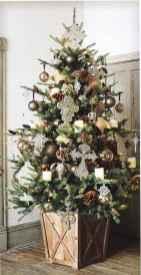 100 beautiful christmas tree decorations ideas (79)