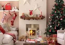 100 beautiful christmas tree decorations ideas (82)