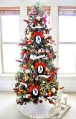 100 beautiful christmas tree decorations ideas (9)