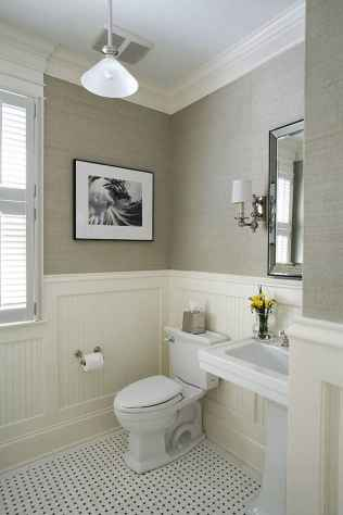110 absolutely stunning bathroom decor ideas and remodel to inspire your bathroom (104)