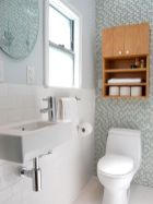 110 absolutely stunning bathroom decor ideas and remodel to inspire your bathroom (4)