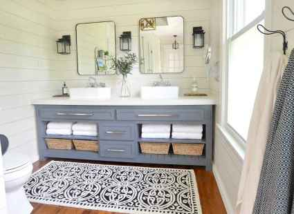 110 absolutely stunning bathroom decor ideas and remodel to inspire your bathroom (43)