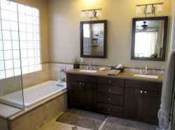 110 absolutely stunning bathroom decor ideas and remodel to inspire your bathroom (68)