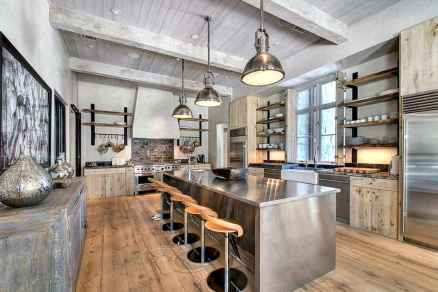 120 awesome farmhouse kitchen design ideas and remodel to inspire your kitchen (27)