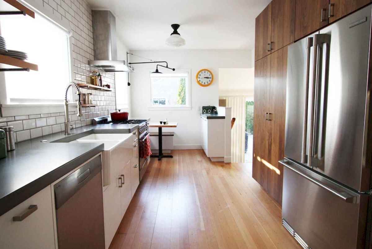 120 beautiful small kitchen design ideas and remodel to inspire your kitchen beautiful (115)