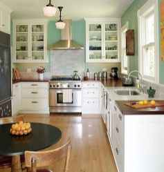 120 beautiful small kitchen design ideas and remodel to inspire your kitchen beautiful (16)