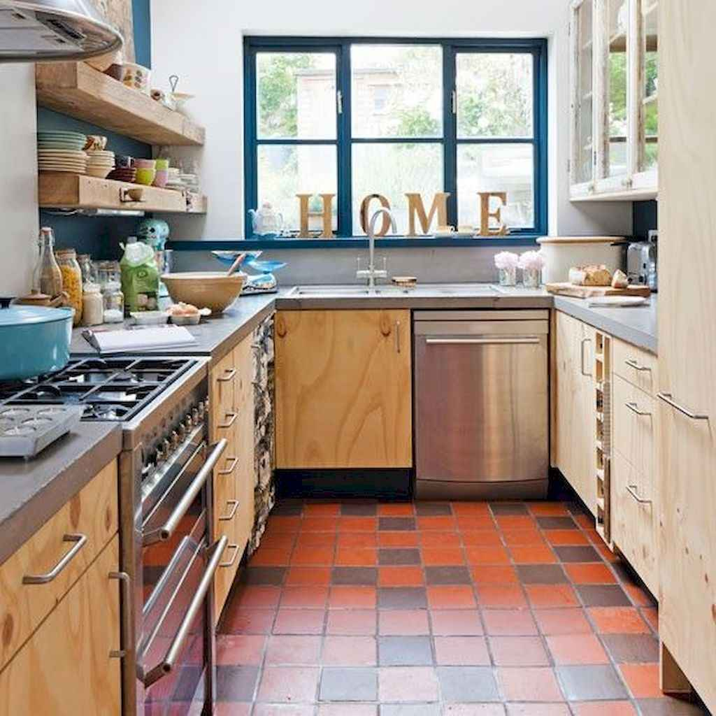 120 beautiful small kitchen design ideas and remodel to inspire your kitchen beautiful (22)