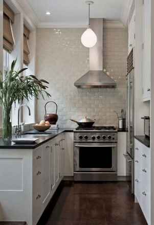 120 beautiful small kitchen design ideas and remodel to inspire your kitchen beautiful (25)