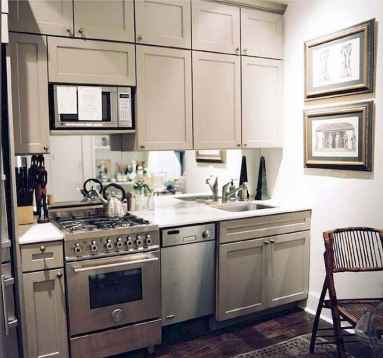 120 beautiful small kitchen design ideas and remodel to inspire your kitchen beautiful (26)