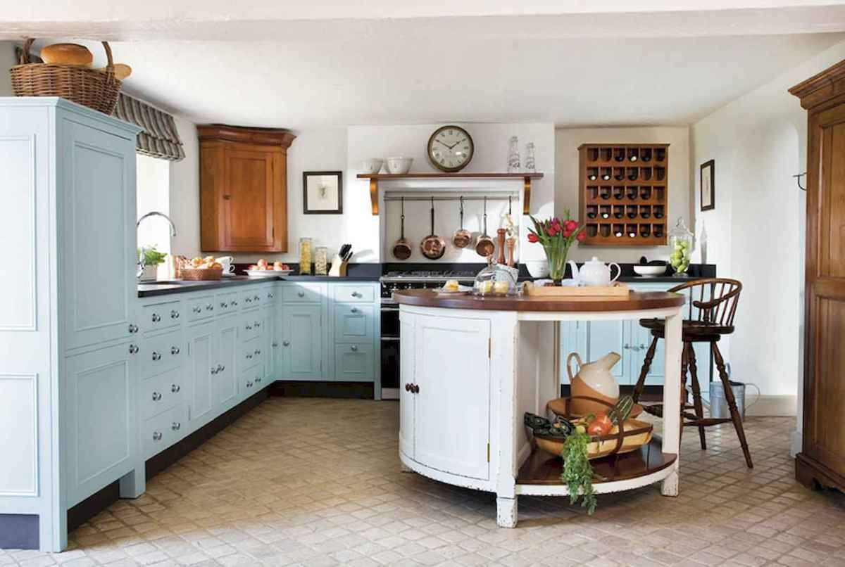 120 beautiful small kitchen design ideas and remodel to inspire your kitchen beautiful (28)