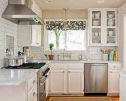 120 beautiful small kitchen design ideas and remodel to inspire your kitchen beautiful (32)