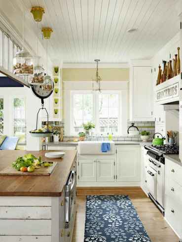 120 beautiful small kitchen design ideas and remodel to inspire your kitchen beautiful (42)