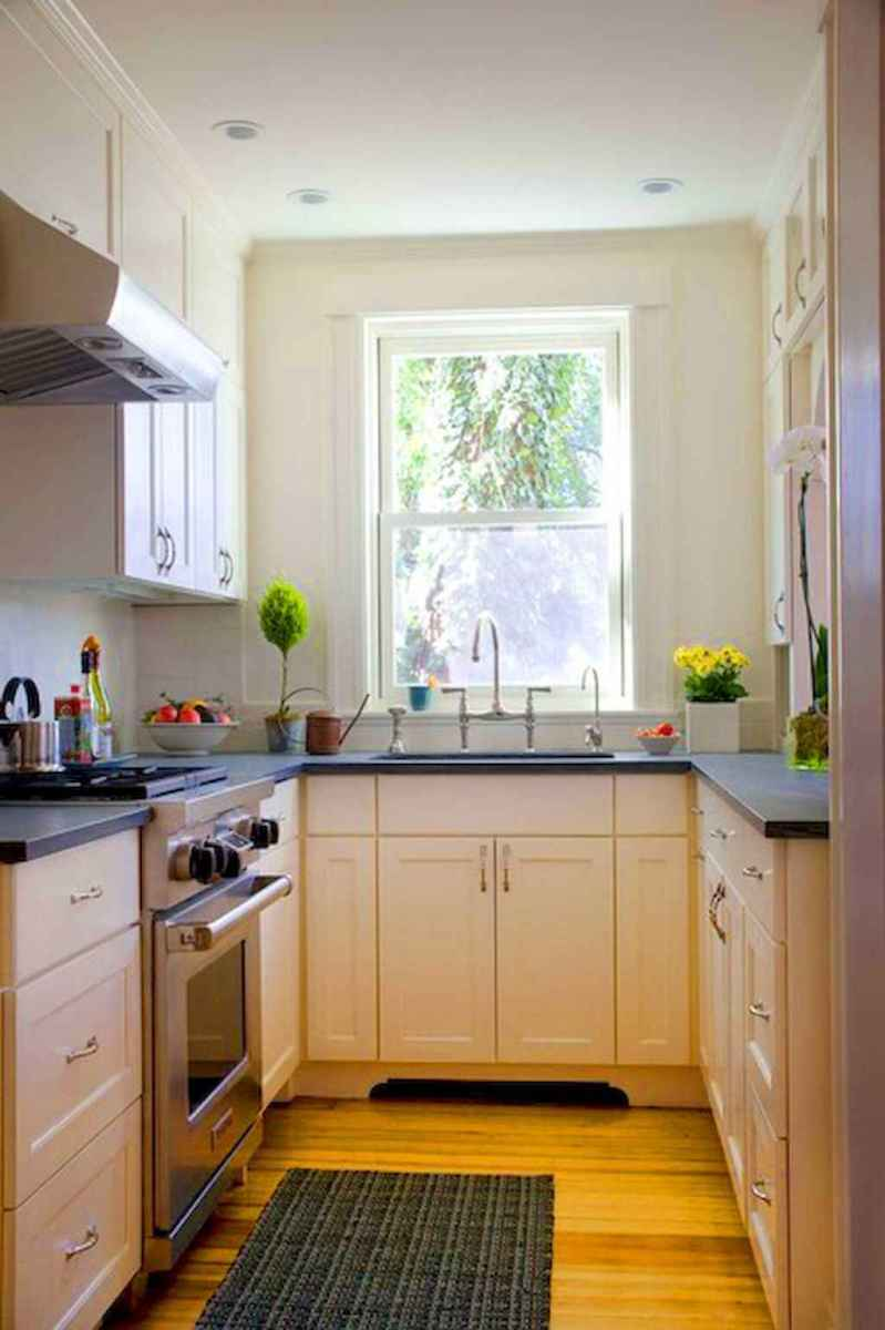 120 beautiful small kitchen design ideas and remodel to inspire your kitchen beautiful (90)
