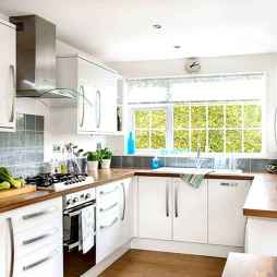 120 beautiful small kitchen design ideas and remodel to inspire your kitchen beautiful (96)