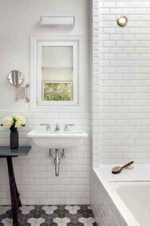 120 best modern farmhouse bathroom design ideas and remodel to inspire your bathroom (82)