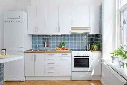 120 inspiring tiny kitchen design ideas and remodel (104)