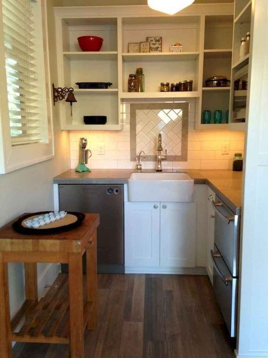 120 inspiring tiny kitchen design ideas and remodel (13)
