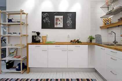 120 inspiring tiny kitchen design ideas and remodel (19)