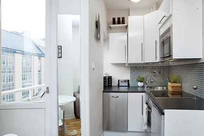 120 inspiring tiny kitchen design ideas and remodel (70)