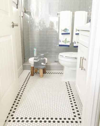 150 stunning small farmhouse bathroom decor ideas and remoddel to inspire your bathroom (23)