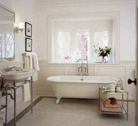 150 stunning small farmhouse bathroom decor ideas and remoddel to inspire your bathroom (59)